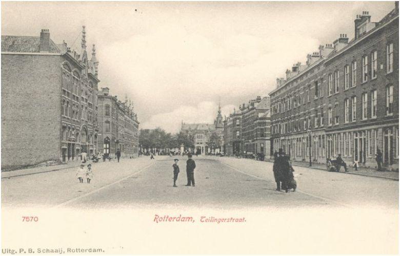 1907 Teilingerstraat R'dam