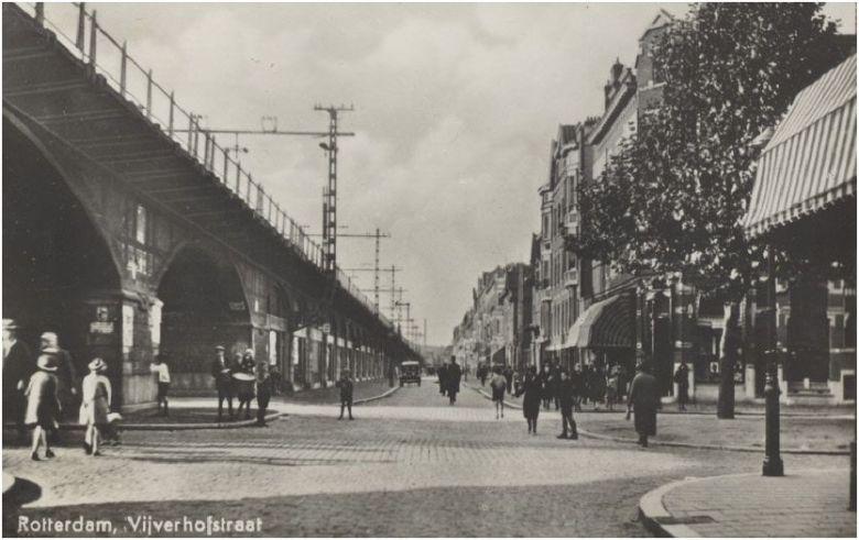 1935 Vijverhofstraat- Teilingerstraat