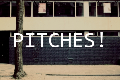 pitches!