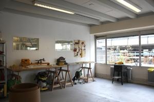 Werkplekken voor makers
